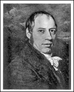Richard Trevithick, considerado o inventor da locomotiva à vapor